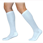 SIGVARIS 362CM 20-30 mmHg Cushioned Cotton Socks